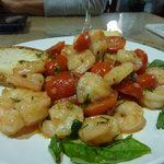 garlic sauteed shrimp