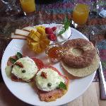 ... more wonderful breakfasts