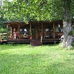 Exterior N. Exposure Cabin Homer, AK