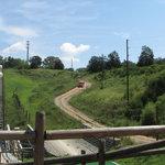 Zorb track