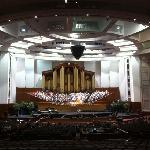 Rehearsal in the Conference Center