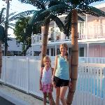 Ashley & Becca loved the Sun-N-Sea Resort Hotel