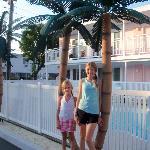 Ashley & Becca loved the Sun-N-Sea Resort Hotel