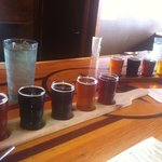 our beer flights