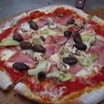 small pizza