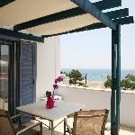 Stavros Tou Notou- veranda & Sea View
