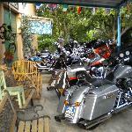 Il mio B&B piace molto ai motociclisti