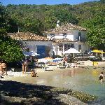 small beach in Buzios