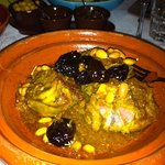 my order the Tajine