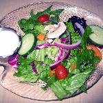 Cafe Atlantic Salad