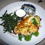 Cafe Atlantic Grouper in Crisp Parmesan