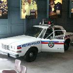 Toronto Police Museum Exhibit