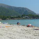 Beach Cala Agulla