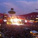 amazing show and lighting