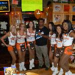 All the Hooters Girls