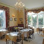 The Dining Room at Lairbeck