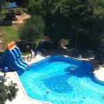 activités pour les enfants à la piscine