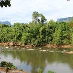 Situated along the River Kwai