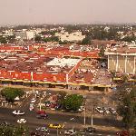 plaza del sol view