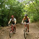 Bikers in Guanacaste