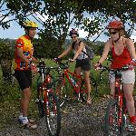 Ride to Arenal Volcano