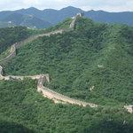 これこそ万里の長城