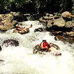 Rolling down the rapids