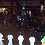 Sitio del alquiler de motos