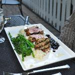 pork loin dinner delicious