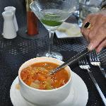 soup appetizer