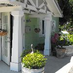 The Pines Gift Shop Entrance