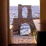 The Sisi Mare arch