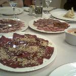 platos del menu