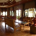 Lobby at Kumudara