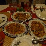 Food at the Kumudara
