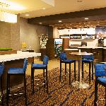 The Bistro – Eat, Drink Connect. ™ It offers breakfast and dinner at our Louisville Airport hote