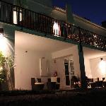 Casa nas Serras by night