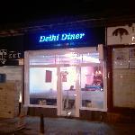 Delhi Diner - External View