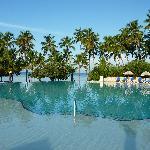 une des piscines de l'hotel