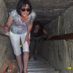 Salien de Pirámide Dashur