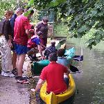 Une promenade en canoë sur la Cologne