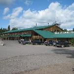 Moose Crossing Restaurant at Bear Lodge Resort