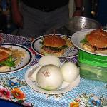 Fun burgers with an international twist!