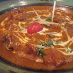 Nice apprearance and quite good curry