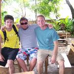 Scott, Cesar, and Me
