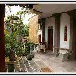 Guest Photo - Room 1 & Garden