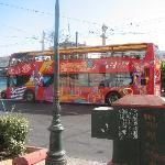 CitySightseeing bus Athens