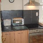 kitchen Apt 7