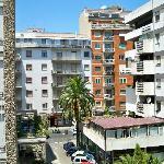 Vista su Via San Benedetto