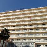 L'hôtel Helios - La Vue